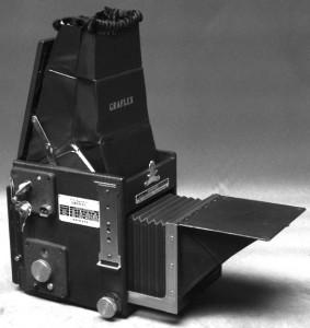Graflex Super D 4x5