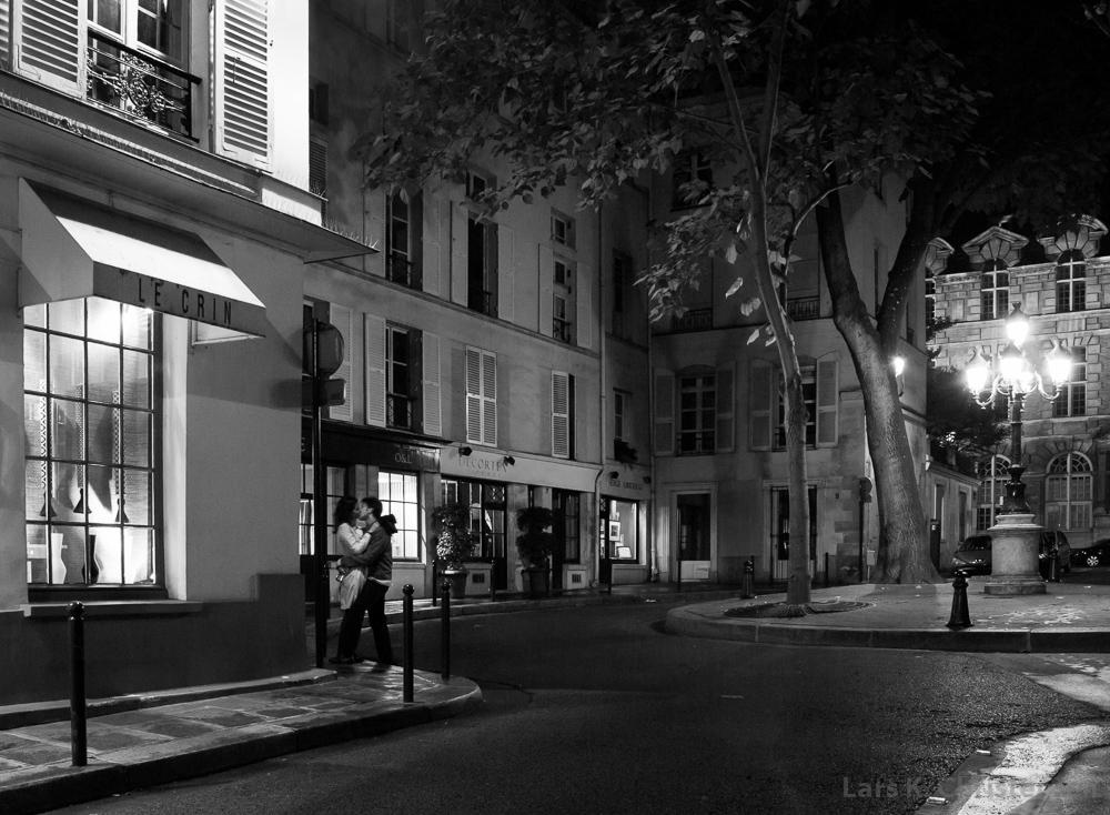 Elskende, Rue de Fürstenberg, Paris