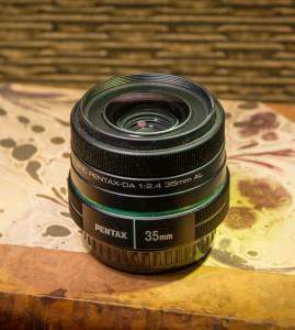 SMC Pentax-DA 1:2.4mm AL