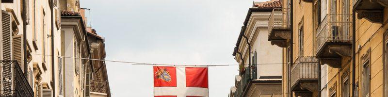 Flag i Torino